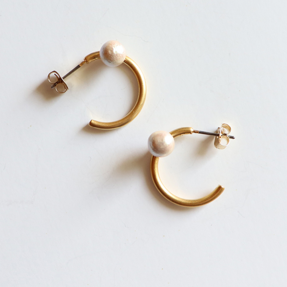[엘리오나] Eclipse Earrings