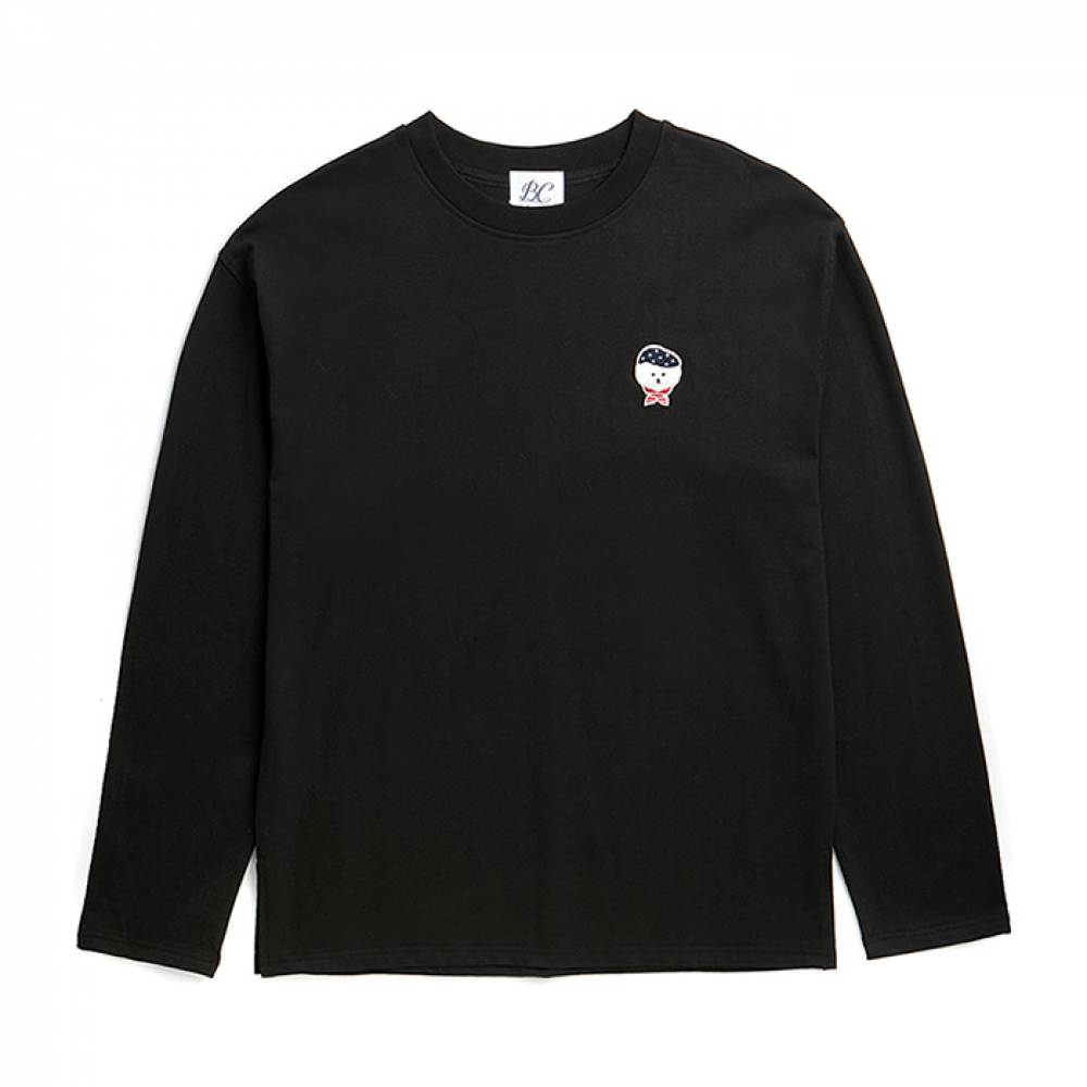 [비욘드클로젯] ILP SIGNATURE NY LOGO T-SHIRTS BLACK
