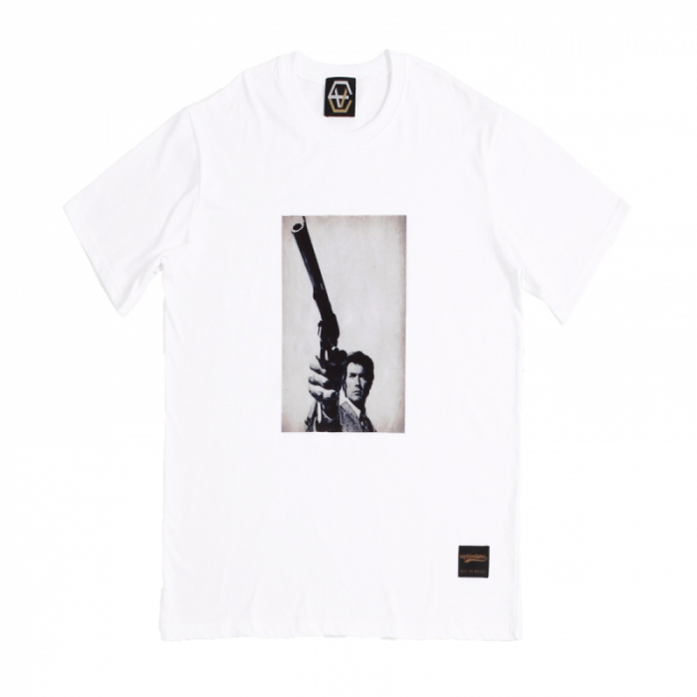 [에잇볼륨] EV Magnum Force Tee (White)