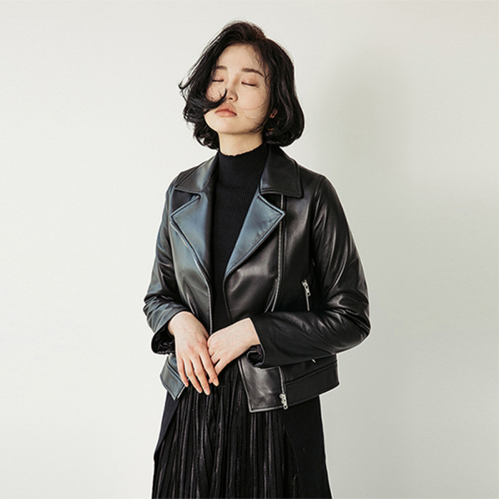 [스페로네] JDI RIDER JACKET [BLACK]