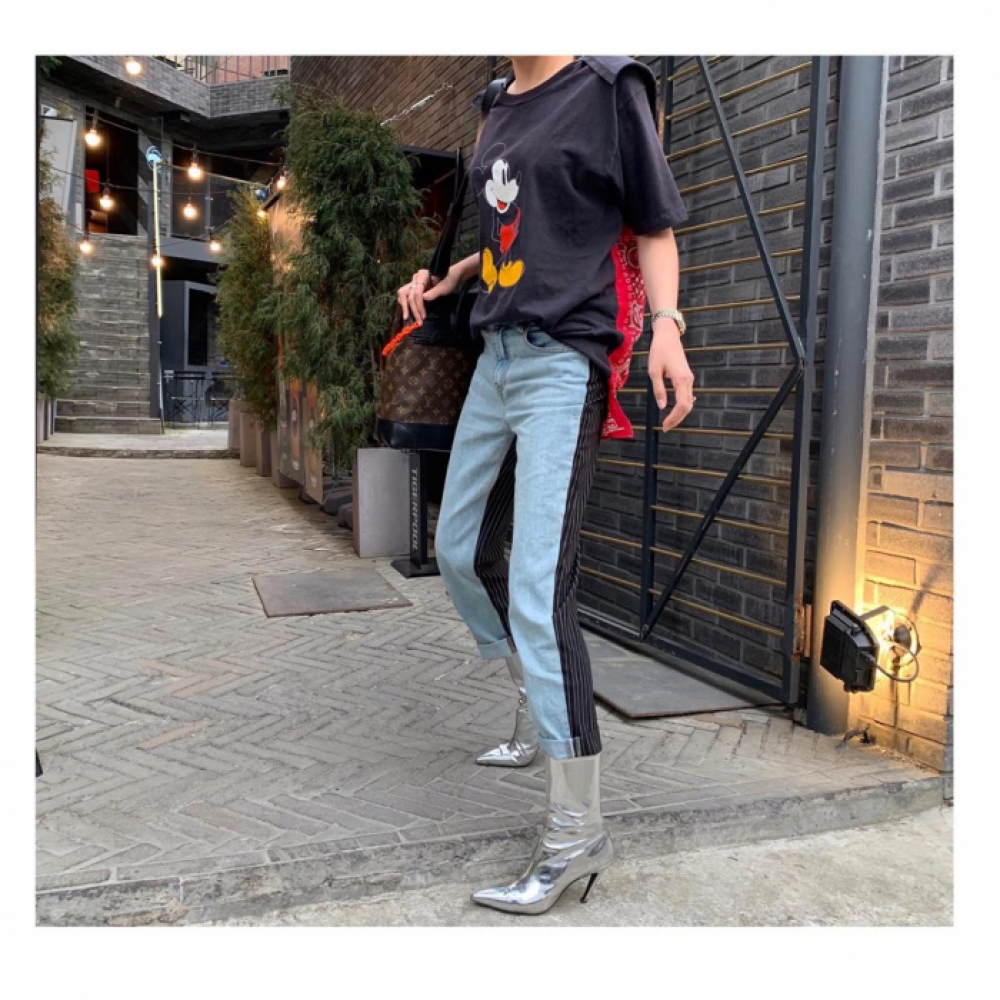 [지에르]reversal denim / 1 color / SM , ML 사이즈