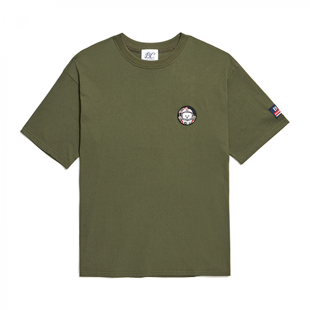 [RE-EDITION]APOLLO W-WAPPEN 1/2 T-SHIRTS KHAKI