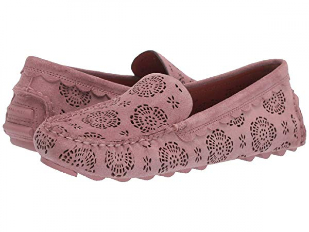 Crosby Driver Cut Out Tea Rose - Dusty Rose